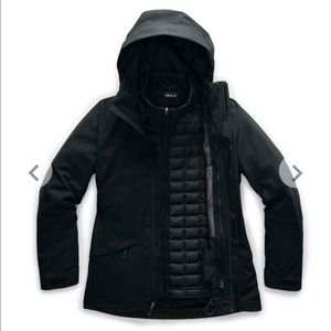 NORTH FACE | Thermoball Eco Snow Triclimate Jacket